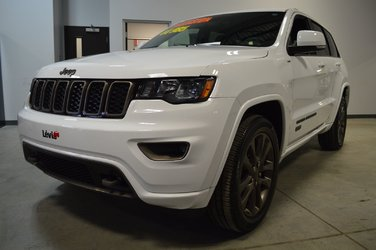 Jeep Grand Cherokee LIMITED 75E ANNIVERSAIRE TOIT GPS 8.4 POUCES 2017