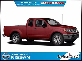 2011 Nissan Frontier SV 4x4 King Cab, Cloth, Cruise, A/C