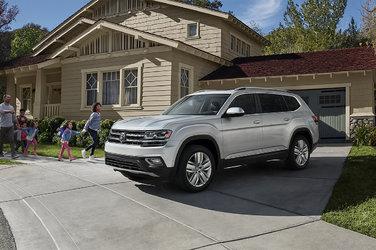 Volkswagen Atlas 2019 : VUS polyvalent à saveur germanique