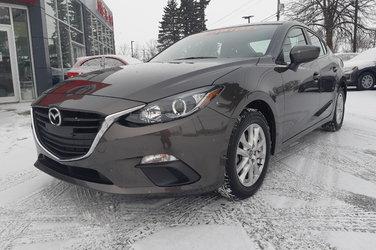 2016 Mazda 3 GS*17212KM*MAGS*JAMAIS ACCIDENTÉ