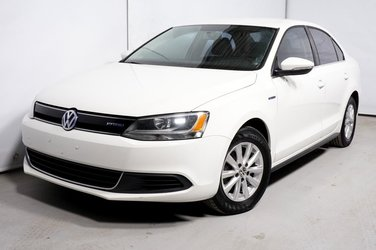 2013 Volkswagen JETTA HYBRID 1.4 DSG MAGS A/C