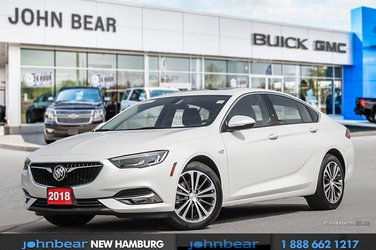 2018 Buick Regal Sportback Preferred II