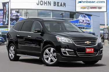 2017 Chevrolet Traverse JUST TRADED