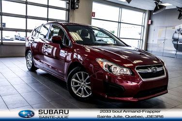 Subaru Impreza 2.0i w/Touring Pkg 2013