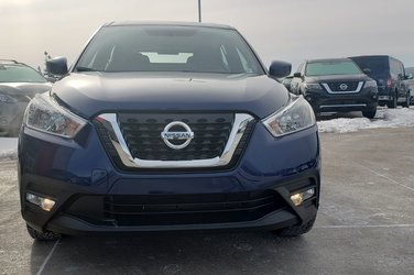2018 Nissan KICKS SV New WInter Tires on extra/rims Inc.