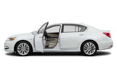 2017 Acura RLX ELITE
