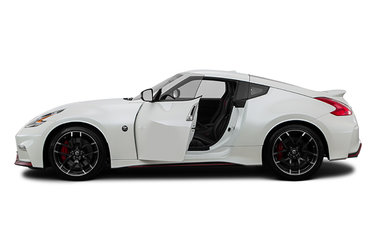 2017 nissan 370z coupe nismo for sale in red deer gord scott nissan. Black Bedroom Furniture Sets. Home Design Ideas