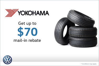 Special on Yokohama Tires