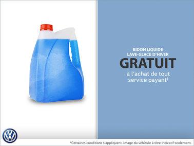Obtenez votre liquide lave-glace gratuitement!