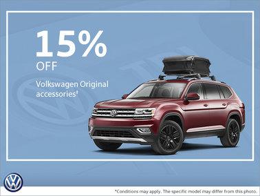 Volkswagen Original Parts on sale!
