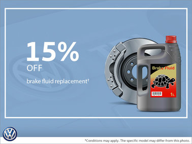 Save on Brake Fluid Replacement!