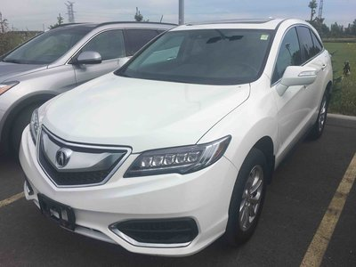 2016 Acura RDX Tech Pkg,LEATHER,NAVI,ROOF,HEATED SEATS,AWD LOADED,LANDED,NEEDS TO BE LOVED