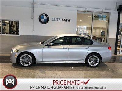 2016 BMW 528i M SPORT, PREMIUM, AWD