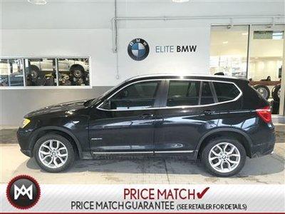 2014 BMW X3 AWD, NAV, PREMIUM