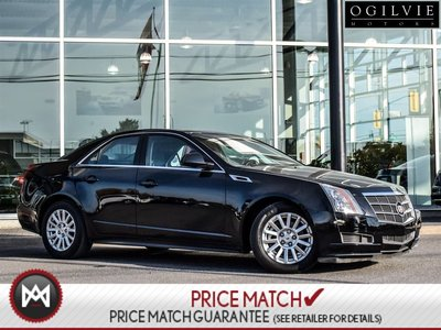 2011 Cadillac CTS Panoroof, leather, alloy  Come view and test drive this vehicle or come in to enjoy a warm cup of Starbucks with us.