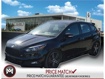 2016 Ford Focus ST, MANUAL, LOW KMS