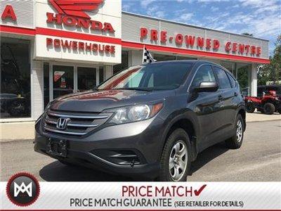 2012 Honda CR-V LX -$51.46 WEEKLY! CRUISE! BLUETOOTH! SPACE! HATCH