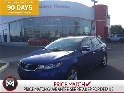 2010 Kia Forte EX,HETAED SEATS,HANDS FREE CAPABILITIES FIRST CAR ENVY WITH THESE WHEELS!