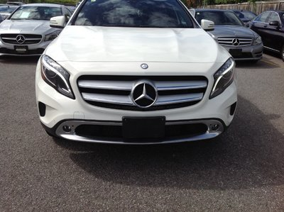 2016 Mercedes-Benz GLA250 SUV 4MATIC