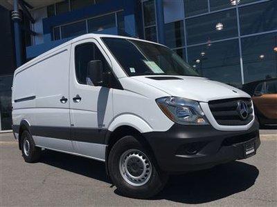 pre owned 2015 mercedes benz sprinter cargo vans 2500 cargo 144 in ontario used inventory. Black Bedroom Furniture Sets. Home Design Ideas