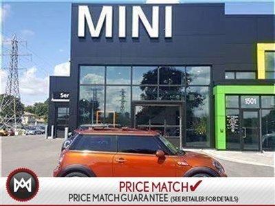 2012 MINI Cooper S SPICE ORANGE COOPER S BLACK HEADLIGHTS XENONS SUNROOF LOW KM
