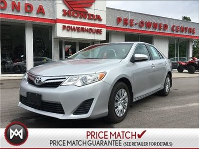 2012 Toyota Camry LE - $49.62WEEKLY* CLEAN, BLUETOOTH! CRUISE! A/C!