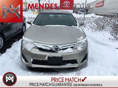 Toyota Camry LE, BLUETOOTH, BACK UP CAMERA, TOUCH SCREEN 2014