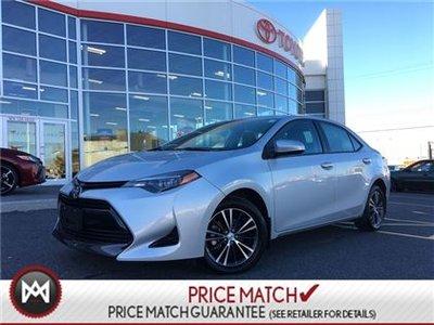Toyota Corolla LE UPGRADE: SUNROOF, BACK UP CAM, RADAR CRUISE 2017