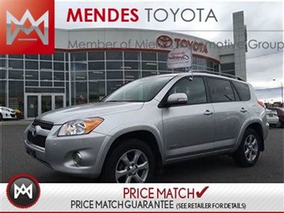 Toyota RAV4 LIMITED AWD LEATHER ROOF 2011