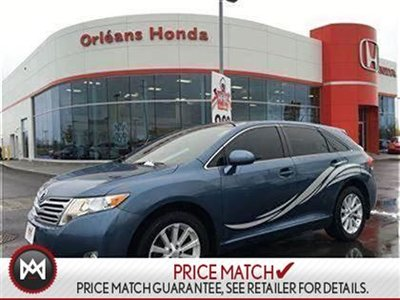 Toyota Venza LEATHER,SUNROOF,HEATED SEATS,PREMIUM PACKAGE 2012