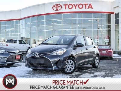 2017 Toyota Yaris LE: PWR Group, Bluetooth, Touch Screen