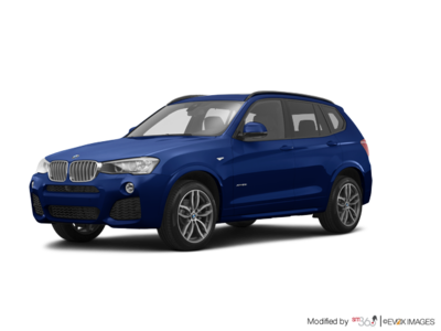 BMW X3 XDrive35i 2017
