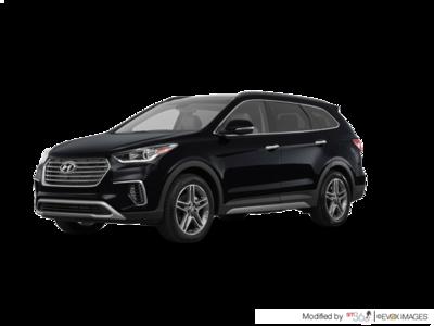 2017 Hyundai Santa Fe XL ULTIMATE 3.3L 6 CYL AUTOMATIC AWD