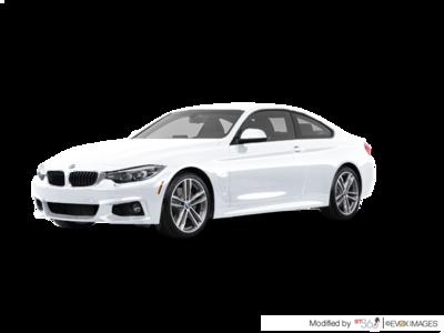 2018 BMW 430i XDrive Coupe
