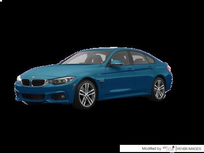 BMW 440i XDrive Gran Coupe 2018