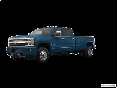 2019 Chevrolet Silverado 3500 HIGH COUNTRY
