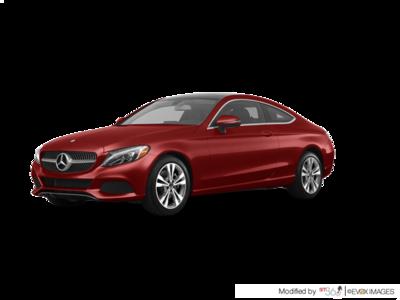 Mercedes-Benz C300 4MATIC Coupe 2018