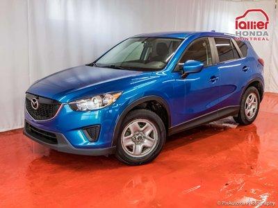 Mazda CX-5 GX ** AUCUN ACCIDENT RAPPORTé **FEMME PROPRIéTAIRE 2013
