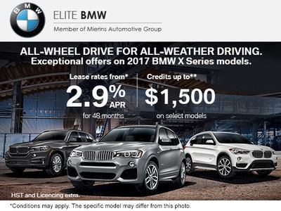 The BMW Monthly Sales Event!