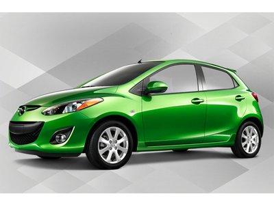 On vous présente la toute nouvelle Mazda2 2011