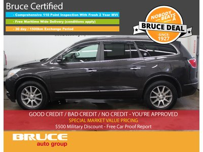 2017 Buick Enclave PREMIUM - REMOTE START / LEATHER / BOSE SOUND | Bruce Ford