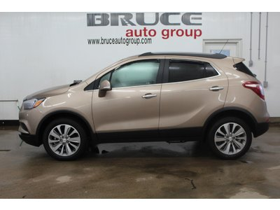 2018 Buick Encore CX 1.4L 4 CYL TURBOCHARGED AUTOMATIC AWD | Bruce Chevrolet Buick GMC Middleton