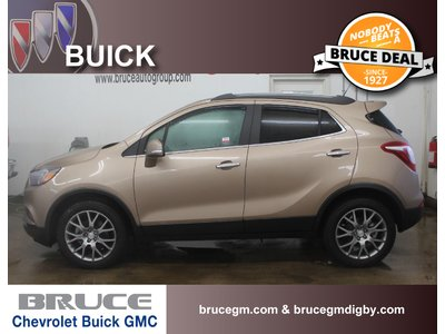 2018 Buick Encore Sport Touring 1.4L 4 CYL TURBO AUTOMATIC FWD | Bruce Chevrolet Buick GMC Middleton