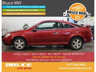 2010 Chevrolet Cobalt LT 2.2L 4 CYL AUTOMATIC FWD 2D COUPE   Bruce Hyundai