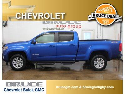 2018 Chevrolet Colorado LT | Bruce Chevrolet Buick GMC Middleton