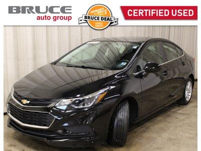 2018 Chevrolet Cruze LT - REMOTE START / SUN ROOF / REAR CAMERA | Bruce Leasing