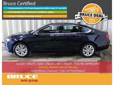 2017 Chevrolet Impala LT - REMOTE START / 4G LTE WI-FI / BACK-UP CAMERA   Bruce Hyundai