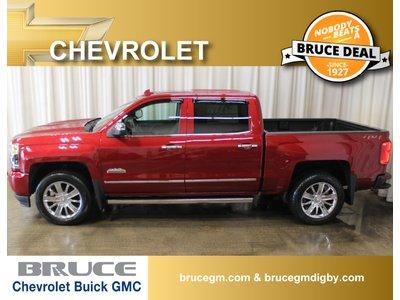 2018 Chevrolet Silverado 1500 HIGH COUNTRY   Bruce Chevrolet Buick GMC Middleton