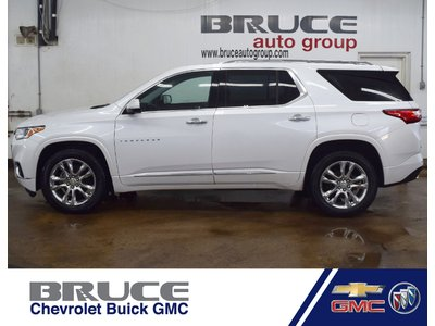 2019 Chevrolet Traverse HIGH COUNTRY | Bruce Leasing