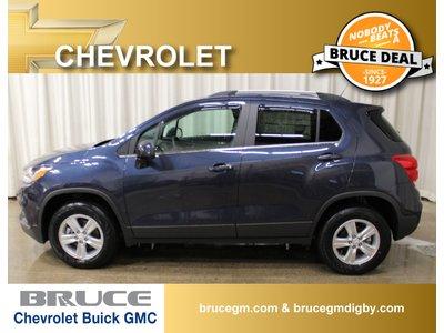 2018 Chevrolet Trax LT | Bruce Chevrolet Buick GMC Middleton